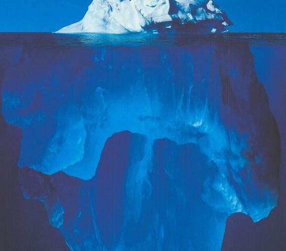The iceberg approach to marketing