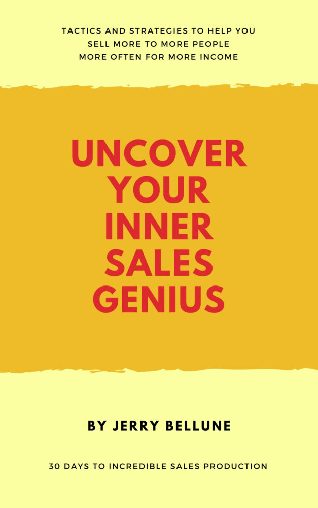 Uncover Your Inner Sales Genius Cover